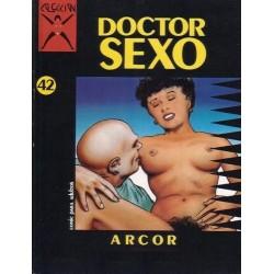 COLECCION X Nº 42 DOCTOR SEXO