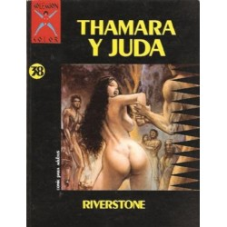 COLECCION X Nº 38 THAMARA Y JUDA