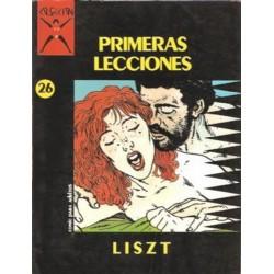COLECCION X Nº 26 PRIMERAS LECCIONES