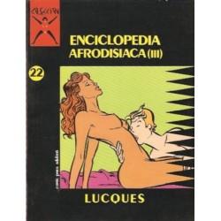 COLECCION X Nº 22 ENCICLOPEDIA AFRODISIACA 3ª PARTE
