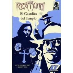 REX MUNDI Nº 1 EL GUARDIÁN DEL TEMPLO
