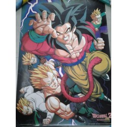DRAGON BALL POSTER SON GOKU 4ª