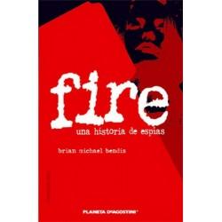 FIRE, UNA HISTORIA DE ESPÍAS