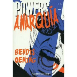 POWERS: ANARQUIA