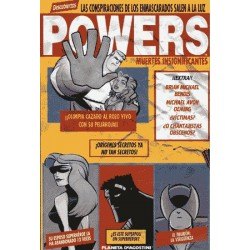POWERS: MUERTES INSIGNIFICANTES
