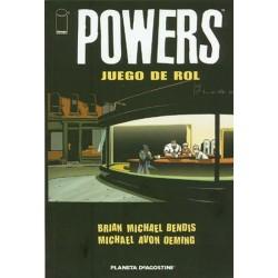 POWERS: JUEGO DE ROL