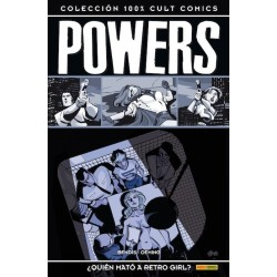 POWERS Nº 1 ¿QUIEN MATO A RETRO GIRL?