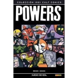 POWERS Nº 2 JUEGO DE ROL