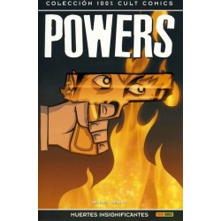 POWERS Nº 3 MUERTES INSIGNIFICANTES