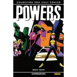 POWERS Nº 4 SUPERGRUPO