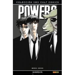 POWERS Nº 5 ANARQUIA
