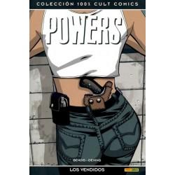 POWERS Nº 6 LOS VENDIDOS