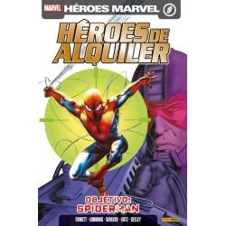 HÉROES DE ALQUILER VOL.2 Nº 2 OBJETIVO: SPIDERMAN