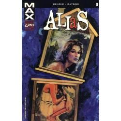 MAX: ALIAS Nº 8