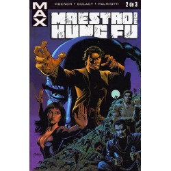 MAX: MAESTRO DE KUNG-FU Nº 2