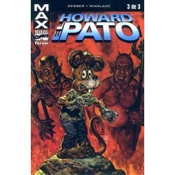 MAX: HOWARD EL PATO Nº 3