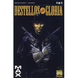 MAX: DESTELLOS DE GLORIA Nº 4