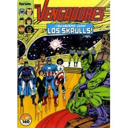 LOS VENGADORES VOL.1 Nº 59