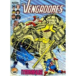 LOS VENGADORES VOL.1 Nº 58