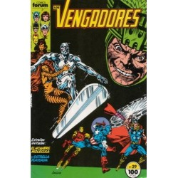 LOS VENGADORES VOL.1 Nº 29
