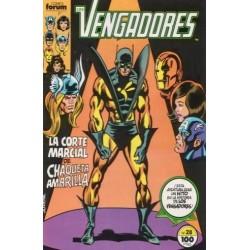 LOS VENGADORES VOL.1 Nº 28