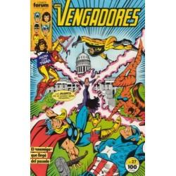 LOS VENGADORES VOL.1 Nº 27