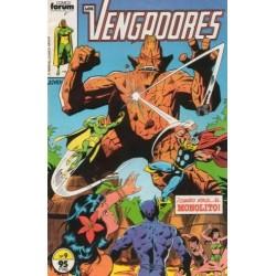 LOS VENGADORES VOL.1 Nº 9