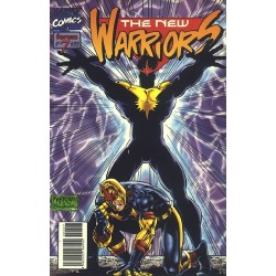 THE NEW WARRIORS VOL.2 Nº 7