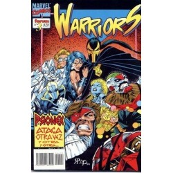 THE NEW WARRIORS VOL.2 Nº 3