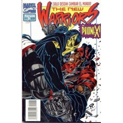 THE NEW WARRIORS VOL.2 Nº 2