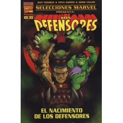 SELECCIONES MARVEL Nº 8 LOS DEFENSORES: EL NACIMIENTO DE LOS DEFENSORES