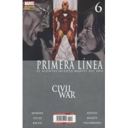 CIVIL WAR: PRIMERA LÍNEA Nº 6