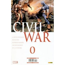 CIVIL WAR Nº 0