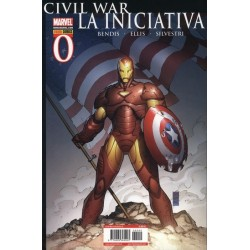 CIVIL WAR: LA INICIATIVA Nº 0