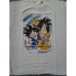 DRAGON BALL GT CAMISETA GRUPO TALLA: 12 AÑOS