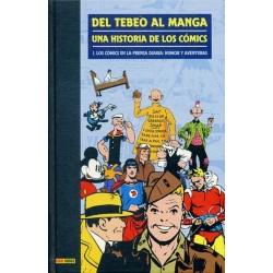 DEL TEBEO AL MANGA 01 LOS CÓMICS EN LA PRENSA DIARIA
