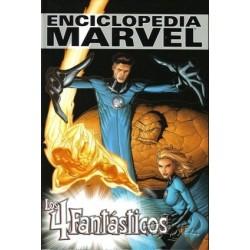 ENCLOPEDIA MARVEL: LOS 4 FANTÁSTICOS