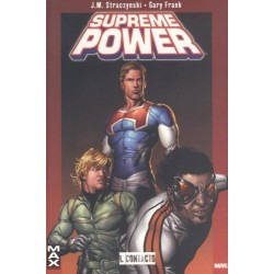 SUPREME POWER Nº 1 CONTACTO