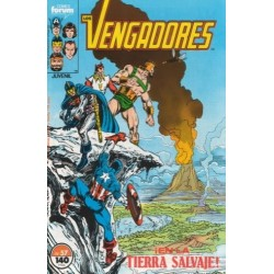 LOS VENGADORES VOL.1 Nº 57