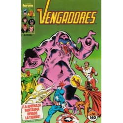 LOS VENGADORES VOL.1 Nº 50