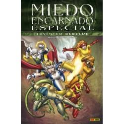 MIEDO ENCARNADO: JUVENTUD REBELDE
