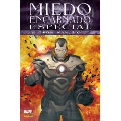 MIEDO ENCARNADO: IRON MAN 2.0
