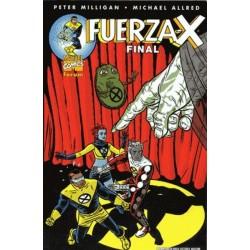 FUERZA-X: FINAL