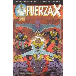 FUERZA-X: NUEVOS COMIENZOS