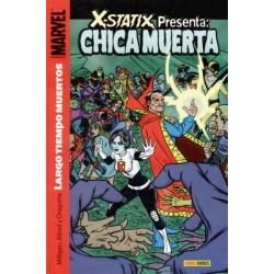 X-STATIX Nº 1 CHICA MUERTA- LARGO TIEMPO MUERTOS