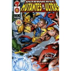 ULTRAVERSE: MUTANTES VS. ULTRAS