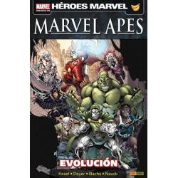 MARVEL APES: EVOLUCIÓN