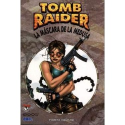 TOMB RAIDER: LA MÁSCARA DE LA MEDUSA