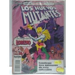 LOS NUEVOS MUTANTES NºS 48 A 50 RETAPADO