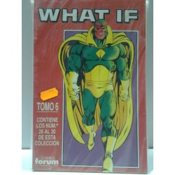 WHAT IF? NºS 26 A 30 RETAPADO